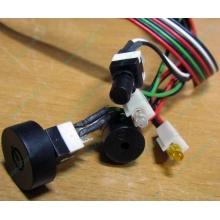 Светодиоды в Батайске, кнопки и динамик (с кабелями и разъемами) для корпуса Chieftec (Батайск)