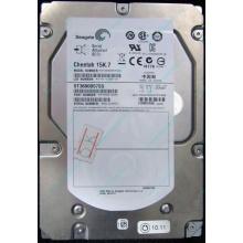 Жесткий диск 600Gb 15k Dell 9FN066-008 6G SAS ( Seagate Cheetach ST3600057SS 15K.7) - Батайск