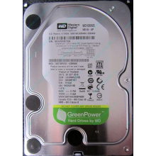 Б/У жёсткий диск 1Tb Western Digital WD10EVVS Green (WD AV-GP 1000 GB) 5400 rpm SATA (Батайск)