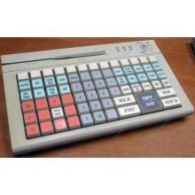 POS-клавиатура HENG YU S78A PS/2 белая (без кабеля!) - Батайск