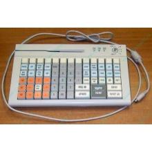 POS-клавиатура HENG YU S78A PS/2 белая (Батайск)