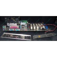 Материнская плата Asus P4PE (FireWire) с процессором Intel Pentium-4 2.4GHz s.478 и памятью 768Mb DDR1 Б/У (Батайск)