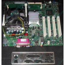 Комплект: плата Intel D845GLAD с процессором Intel Pentium-4 1.8GHz s.478 и памятью 512Mb DDR1 Б/У (Батайск)