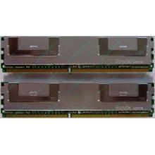 Серверная память 1024Mb (1Gb) DDR2 ECC FB Hynix PC2-5300F (Батайск)